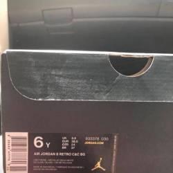 Jordan 8 c&s gs