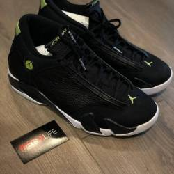 Air jordan retro 14 indiglo