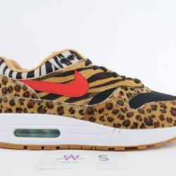 low priced 10d0e ae8f9  584.99 Nike air max 1 dlx atmos safar.
