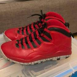 Air jordan 10 - bulls over bro...