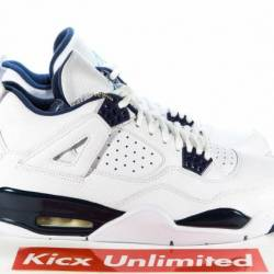Air jordan 4 retro columbia sz...