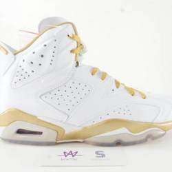 Air jordan 6 retro golden mome...