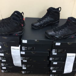 Air jordan 9 gs bred (gradesch...