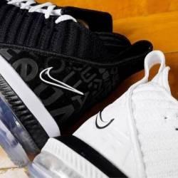 Nike lebron 16 equality black