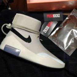 Nike air fear of god shoot aro...