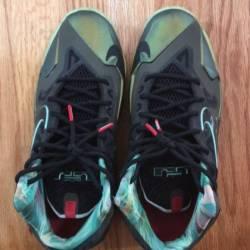 Nike lebron 11 - king's pride