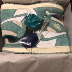 Air jordan 1 retro high og tur...