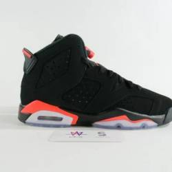 Air jordan 6 retro (gs) infrar...