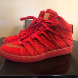 2582c716b24  75.00 Nike kd 7 lifestyle challenge red