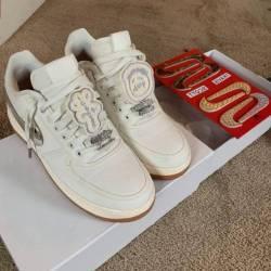 Nike air force 1 sail x travis...