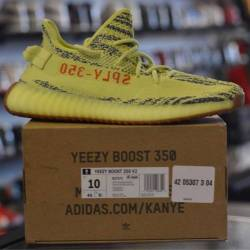 Yeezy adidas yebra yellow high...