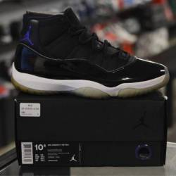Jordan 11 space jam 45 monster...