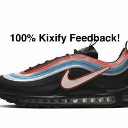Nike air max 97 on air neon seoul