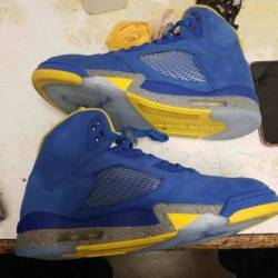 Air jordan 5 jsp laney varsity...