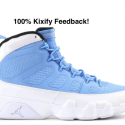 Air jordan 9 ftlog for the lov...
