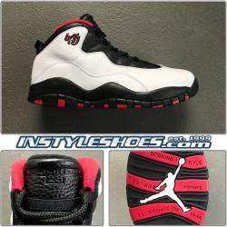 Nike air jordan 10 sz 12 ds do...