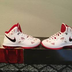 Nike lebron 8 p.s. (post season)