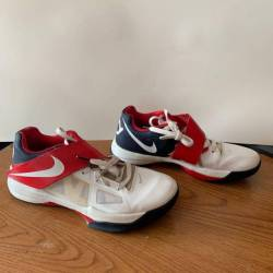 Slightly worn kd 4 usa