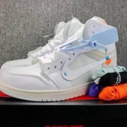 Jordan 1 x off white