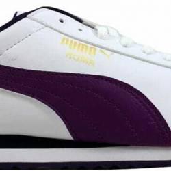 Puma roma basic jr white/black...