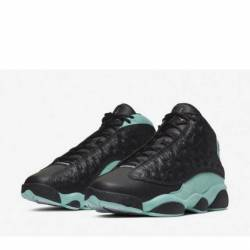 Air jordan 13 retro island gre...