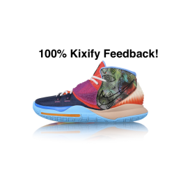 Nike kyrie 6 pre heat heal the...