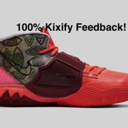 Nike kyrie 6 pre-heat berlin