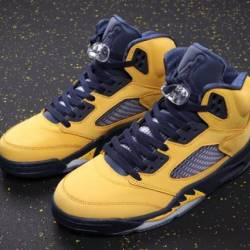 Nike air jordan 5 sp aj5 michi...