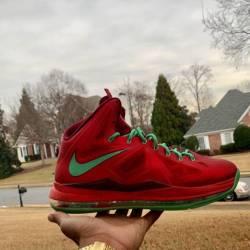 Nike lebron x christmas