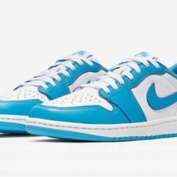 "Nike sb jordan 1 low qs ""unc"""