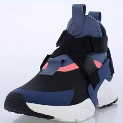 Nike air huarache city black n...