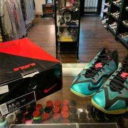 2014 Nike Lebron Xi South Beach