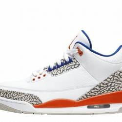 Air jordan 3 retro knicks (136...