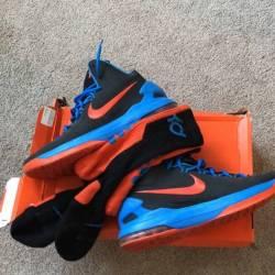 Nike kd 5 elite - away okc