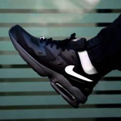 Nike air max 2 light black siz...