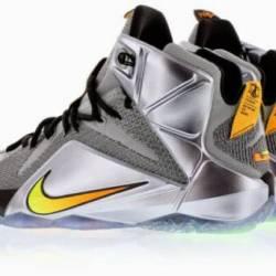 "Nike lebron 12 ""flight"" (68459..."