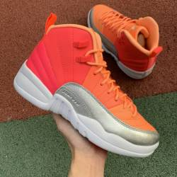 Air jordan 12 retro sunrise yo...