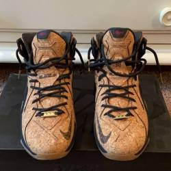 Nike Lebron 12 Ext - King's Cork