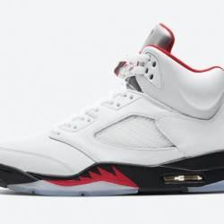 Jordan 5 fire red 2020 ds bran...