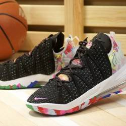 Nike lebron xviii ep 18 james ...