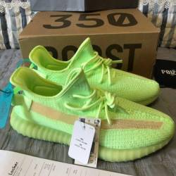 Yeezy boost 350 v2 glow in the...
