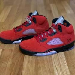 Air Jordan 5 Retro 'raging ...