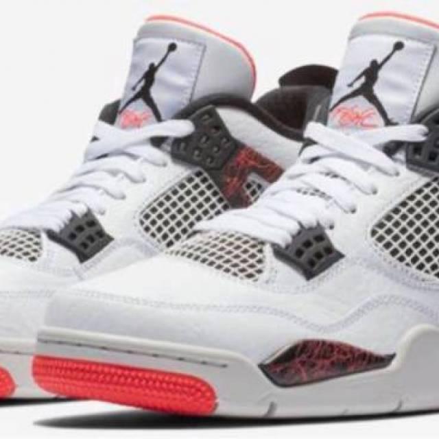 "Air Jordan 4 NRG ""HOT LAVA"" | Europabio"