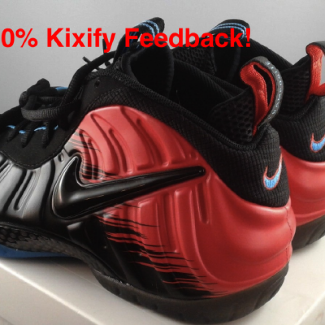 dcaea9915e235 Nike Air Foamposite Pro Spiderman