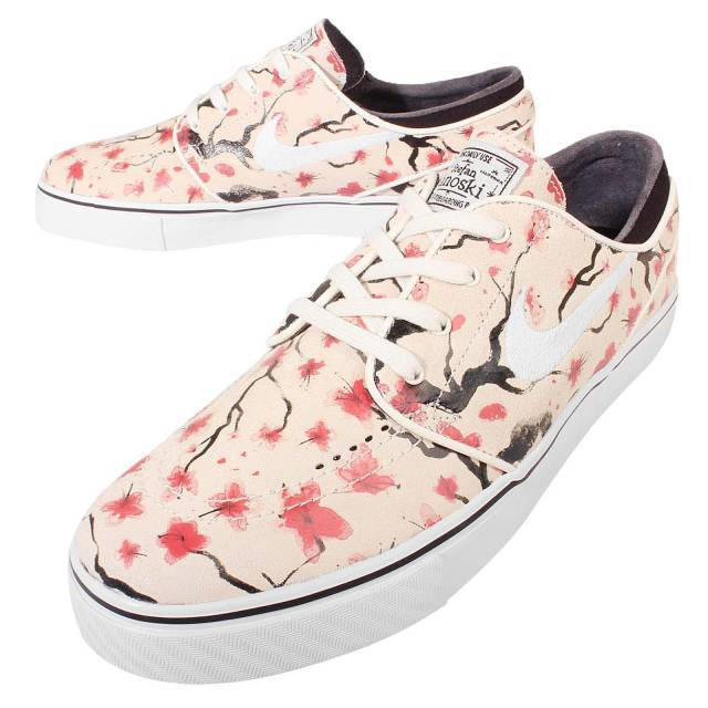 4b6cc42ed01c35 Nike Zoom Stefan Janoski Elite Cherry Blossom Pink Mens Skateboarding 725074 -112