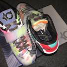 BRAND NEW DS Nike What The KD 7 Size 9.5 MSG 4 $280 Shipped