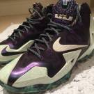 Nike Lebron XI 11 Gator King All-Star Gumbo League Size US10