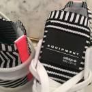 Adidas Eqt support adv  primeknit zebra turbo red