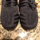 Adidas ultraboost ultra boost uncaged Triple Black Size 8 New