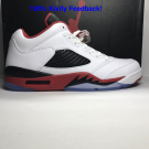 Air Jordan 5 Low Fire Red